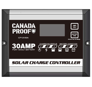CP12V30A Charge Controller