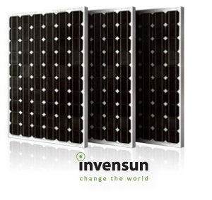 12V Solar Panels from Invensun