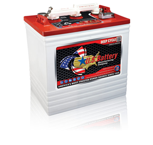 U.S. Battery 6-Volt Deep Cycle Golf Cart Batteries