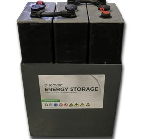 Tubular L16 Battery