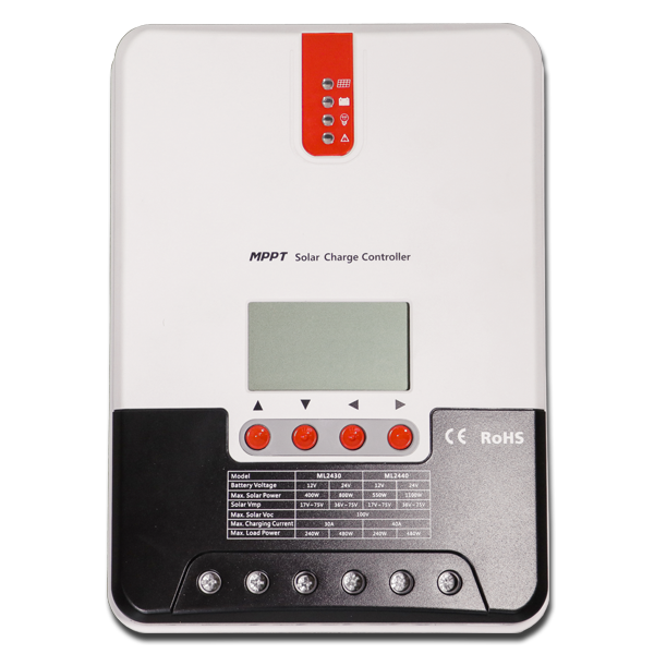 Mppt Solar Charge Controller Webster Solar